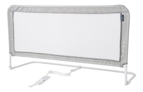grade protetora para cama box  95 cm  zucki  cinza  kiddo