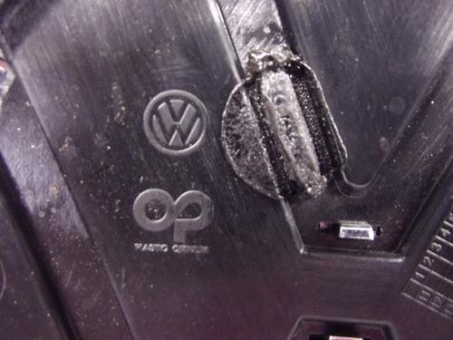 grade radiador gol g6 2010/2013 preto textura nova original