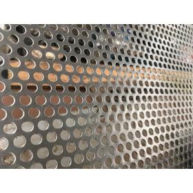 Grades Para Caixas De Som Chapa Perfurada Aço Carbono