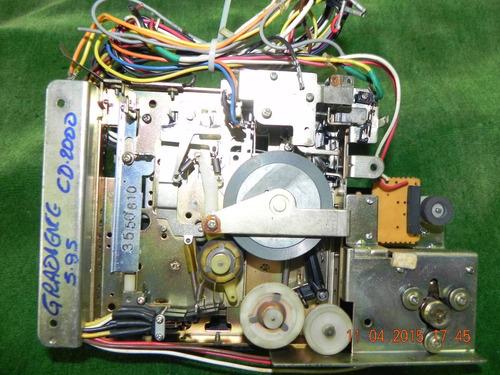 gradiente cd-2000 ou s-95 mecanismo