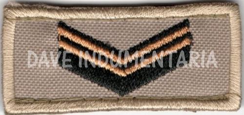 grado cabo primero militar insignia jerarquia multicam