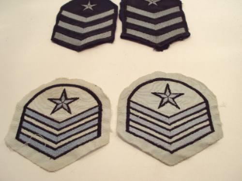 grados sargento fuerza aerea de chile