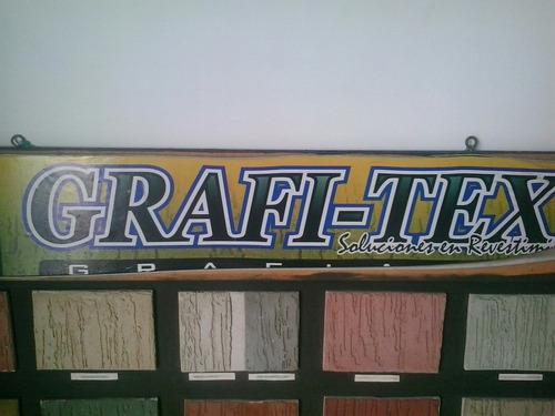 grafiado para paredes