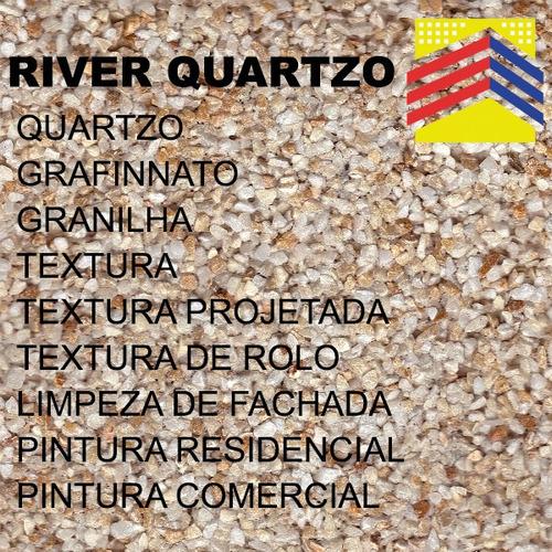 grafiato cores claras r$ 25,00mts material e instalação
