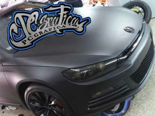 grafica vehicular premiun ploteo oracal wrap - pcgrafica