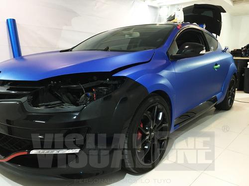 grafica vehicular wrap ploteo auto premium - visualone