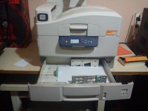 grafica xerox impresora