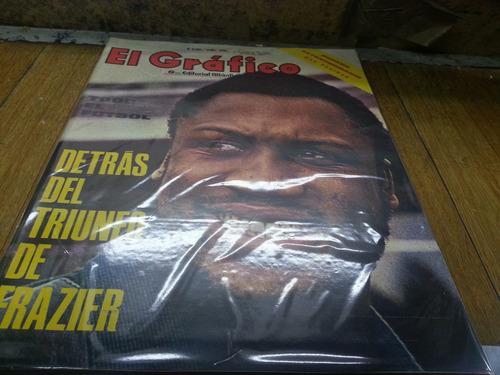 grafico fraizer boxeo con poster pairetti - no envio