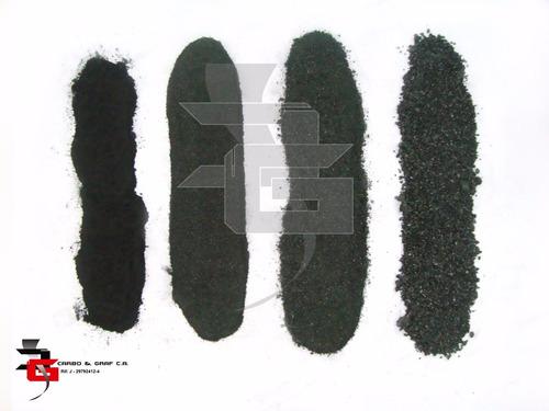 grafito en polvo   variedad en mallas