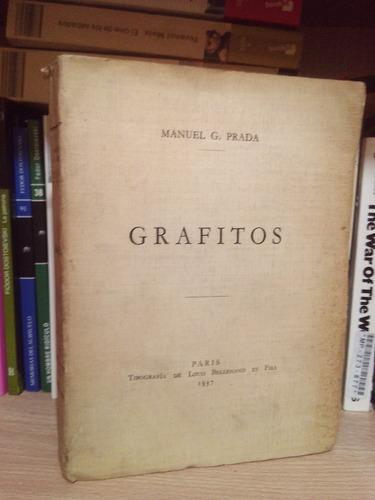 grafitos manuel g. prada paris 1937