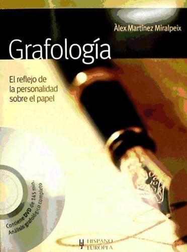 grafologia (+dvd)(libro )
