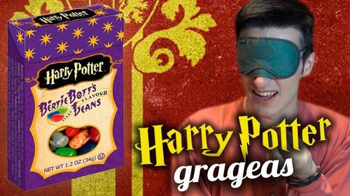grageas bertie botts promo x 3 / dulces harry potter