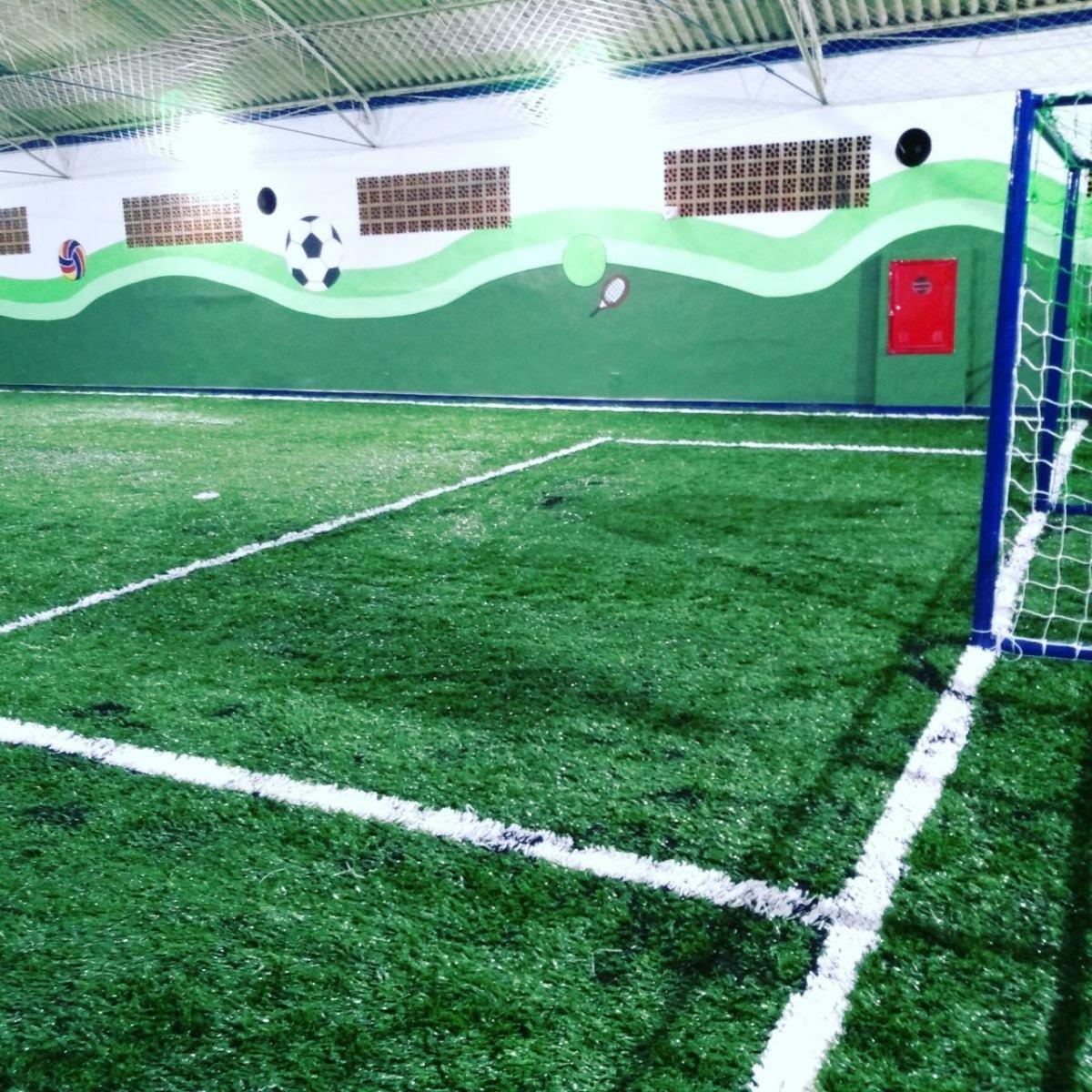 grama sintética esportiva 40mm - campo de futebol. Carregando zoom. ba3a6155fda21