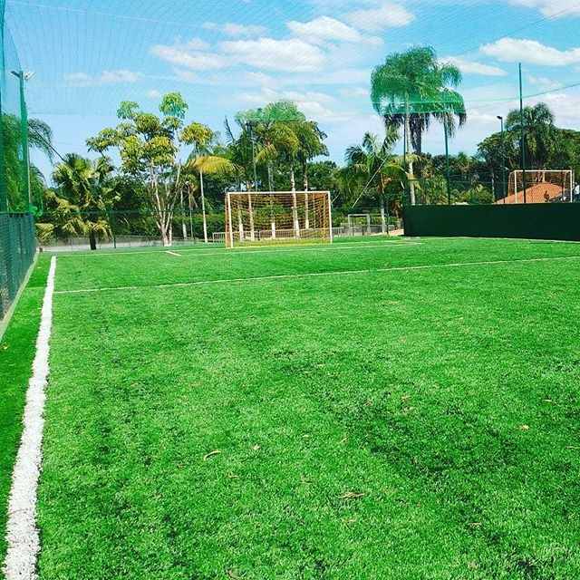 Grama Sintética Esportiva Sportgrass Duo - Campo De Futebol - R  47 ... 75d4c6c90905c