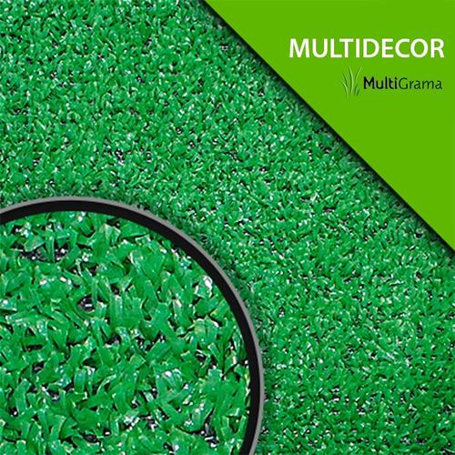 grama sintética multidecor - multigrama - lote promocional