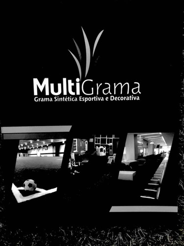 grama sintética - multigrama