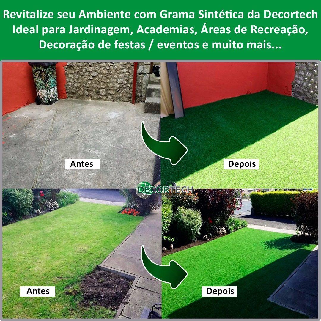 Grama Sintética Softgrass Medida 2x6m (12m²)- Frete Gratis - R  499 ... b1d7506afbd01