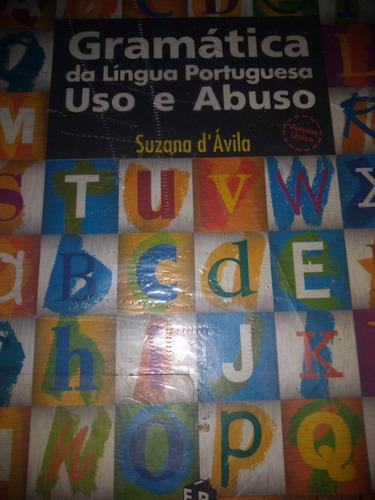 gramática da língua portuguesa uso e abuso suzana d avila