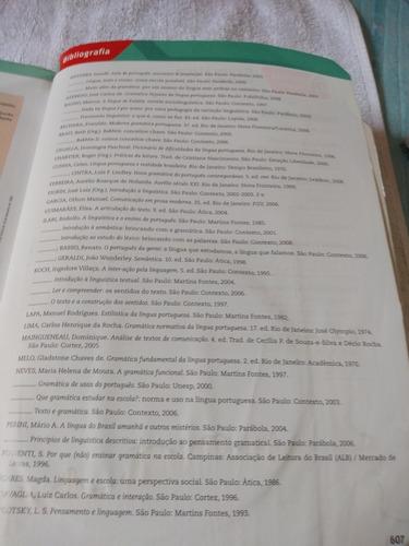 gramática em textos vereda digital