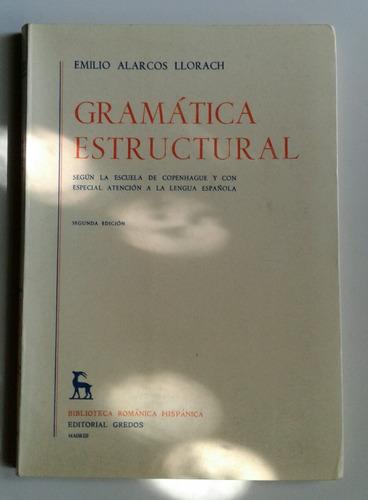 gramática estructural alarcos
