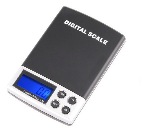 gramera balanza peso digital  0.1gr hasta 1000gr joyeria oro