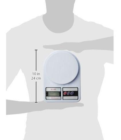 gramera de cocina digital capacidad hasta 5kg bascula peso