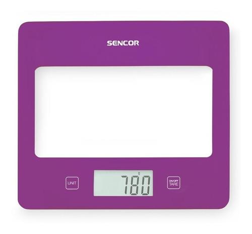 gramera de cocina digital sencor sks-502x.