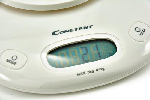 gramera digital cocina báscula pesa capacidad 5kg + batería