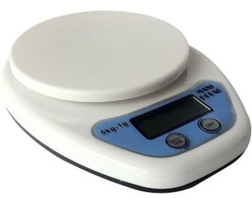 gramera digital cocina recipiente balanza báscula + pilas
