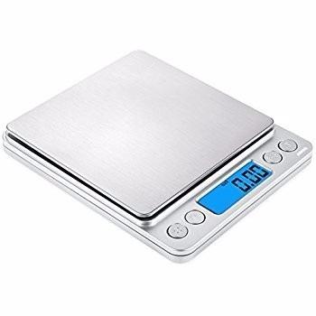 gramera pesa balanza 2000gr x 0.1gr digital 1-2000