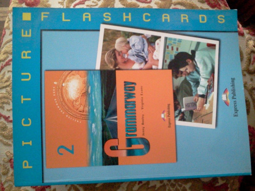 grammarway 2- picture flashcards