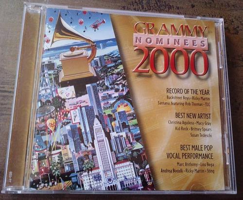 grammy nominees 2000 cd raro daa