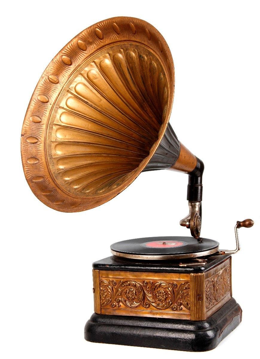 Resultado de imagem para gramofone antigo