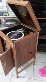 Gramophone Victrola Rca Victor 1928 A Corda