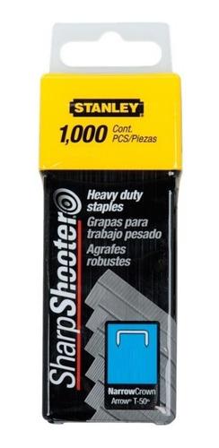 grampa para trabajo pesado stanley 6mm 1/4