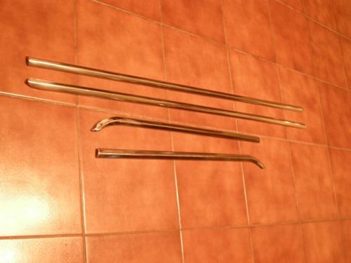 grampas torino clips molduras baguetas de zocalo- puerta etc