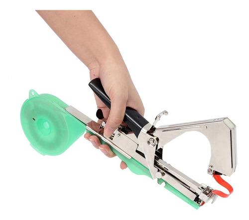 grampeador alceador para amarrar uva tomate ramos +12 fitas