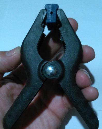 grampo alicate garra pinça com 12 unidades newbor chroma key