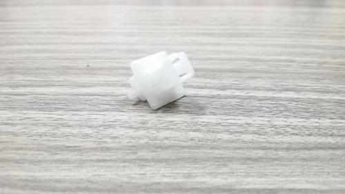 grampo fixação maçaneta jac hyundai - novo original