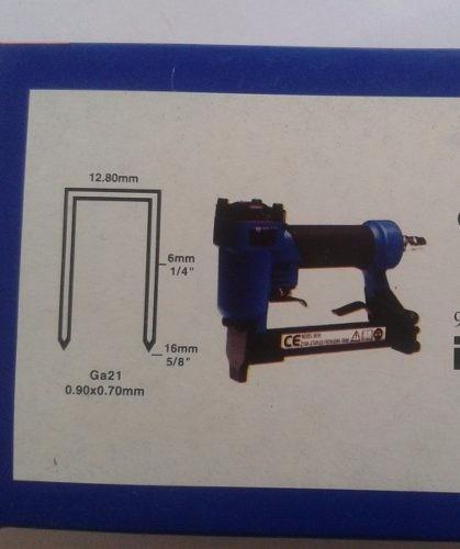 grampo profield p grampeador pneumatico 8012 12mm 5000pçs