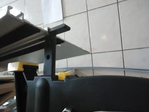 grampo rápido marceneiro para régua de serra circular