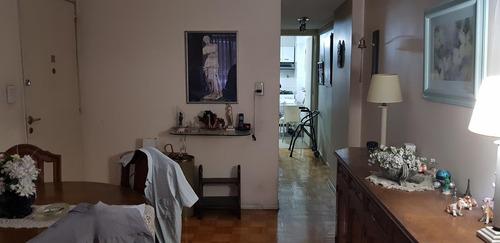 gran 2 ambientes con balcón al frente, billinghurst 1300, palermo