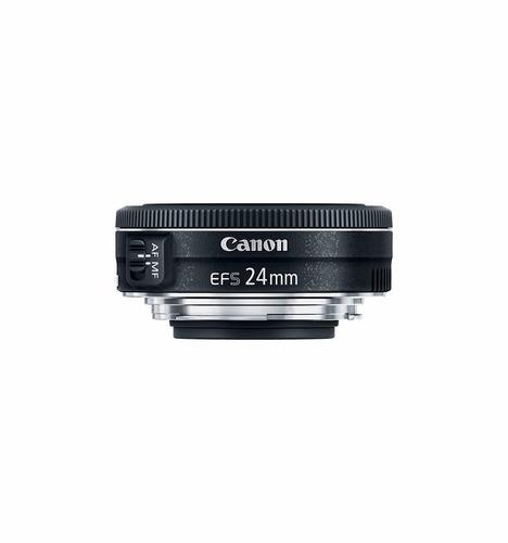 gran angular lente canon
