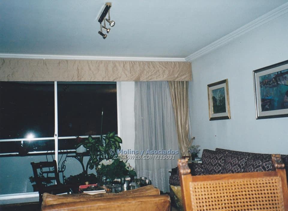 gran apartamento con muebles