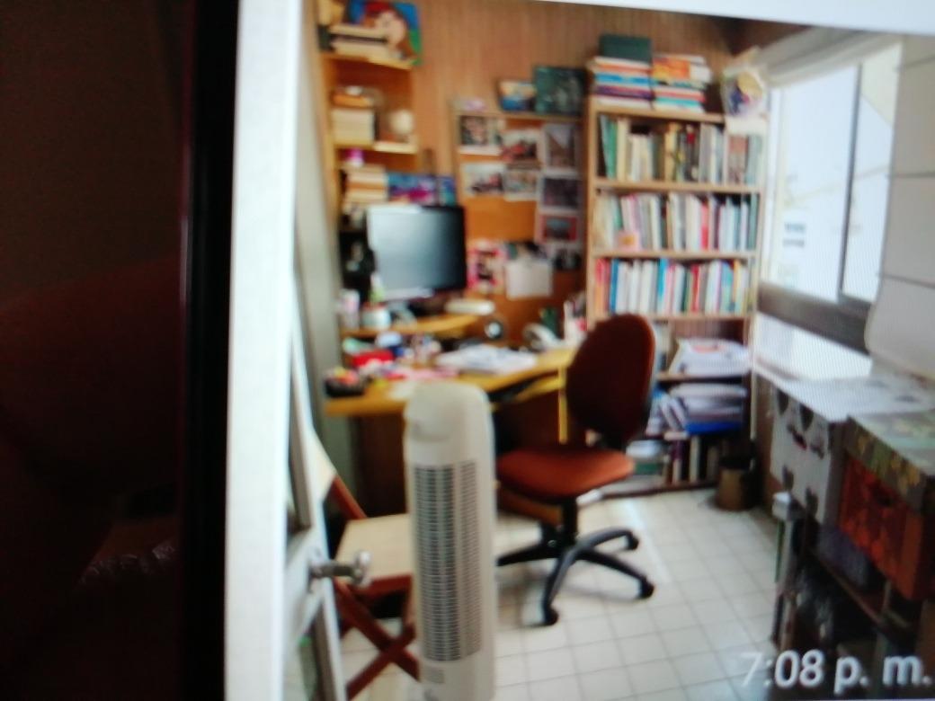 gran apartamento de 2 dormir y servicio completo