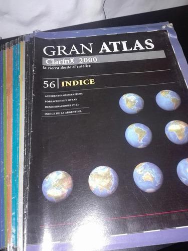 gran atlas clarín 2000