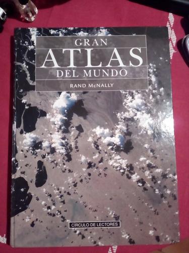 gran atlas del mundo rand mcnally circulo de lectores