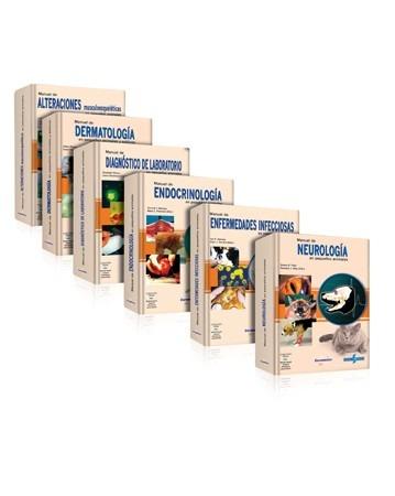 gran biblioteca de veterinaria completa incluye serie 1,2,3