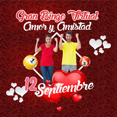 gran bingo virtual amor y amistad compra tu cartón