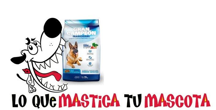 Gran Campeon Perros Adultos C.c.v X 21 Kg E/gratis La Plata - $ 699 ...